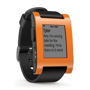 pebble-watch-orange-1